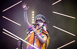 Ozdoby do vlasov - Hippie festivalový baret - 9746158_