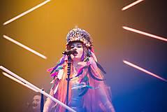 Ozdoby do vlasov - Hippie festivalový baret - 9746159_