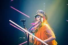 Ozdoby do vlasov - Hippie festivalový baret - 9746160_