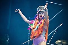 Ozdoby do vlasov - Hippie festivalový baret - 9746162_