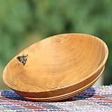 Nádoby - miska z dubového dreva - 9746882_