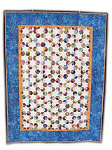 """Úžitkový textil - Farebná deka """"Na cestách"""" - 9749089_"""