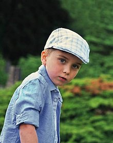 Detské čiapky - Bekovka - 9748611_
