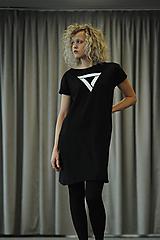 Šaty - FNDLK úpletové šaty 294 Rk - 9748807_