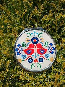 Zrkadielka - Ľudové zrkadielko - 9748740_