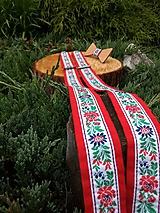 - Pánsky set - drevený motýlik a traky - 9749362_
