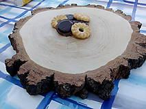 Pomôcky - Podložka pod tortu BREZA 35 - 40 cm - 9748766_
