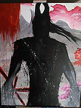 Obrazy - Shade Warrior - 9749714_