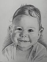 Kresby - čo je malé, to je milé... :-) - 9747786_