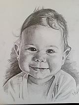 Kresby - čo je malé, to je milé... :-) - 9749076_