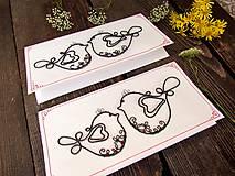 pohľadnica - obrázok *Svadobná