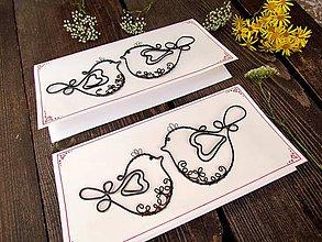 Papiernictvo - pohľadnica - obrázok *Svadobná - 9748770_