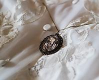 - Bumpkinovej šperk/ Dievča židovské - 9751175_