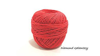 Galantéria - Perlovka - 376 - Svetlá ružovo hrdzava - 9753322_