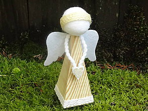 Dekorácie - Anjelik 1 - 9752453_