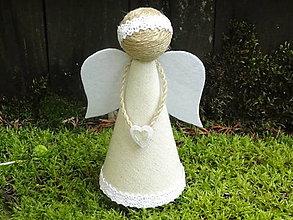 Dekorácie - Anjelik 2 - 9752501_