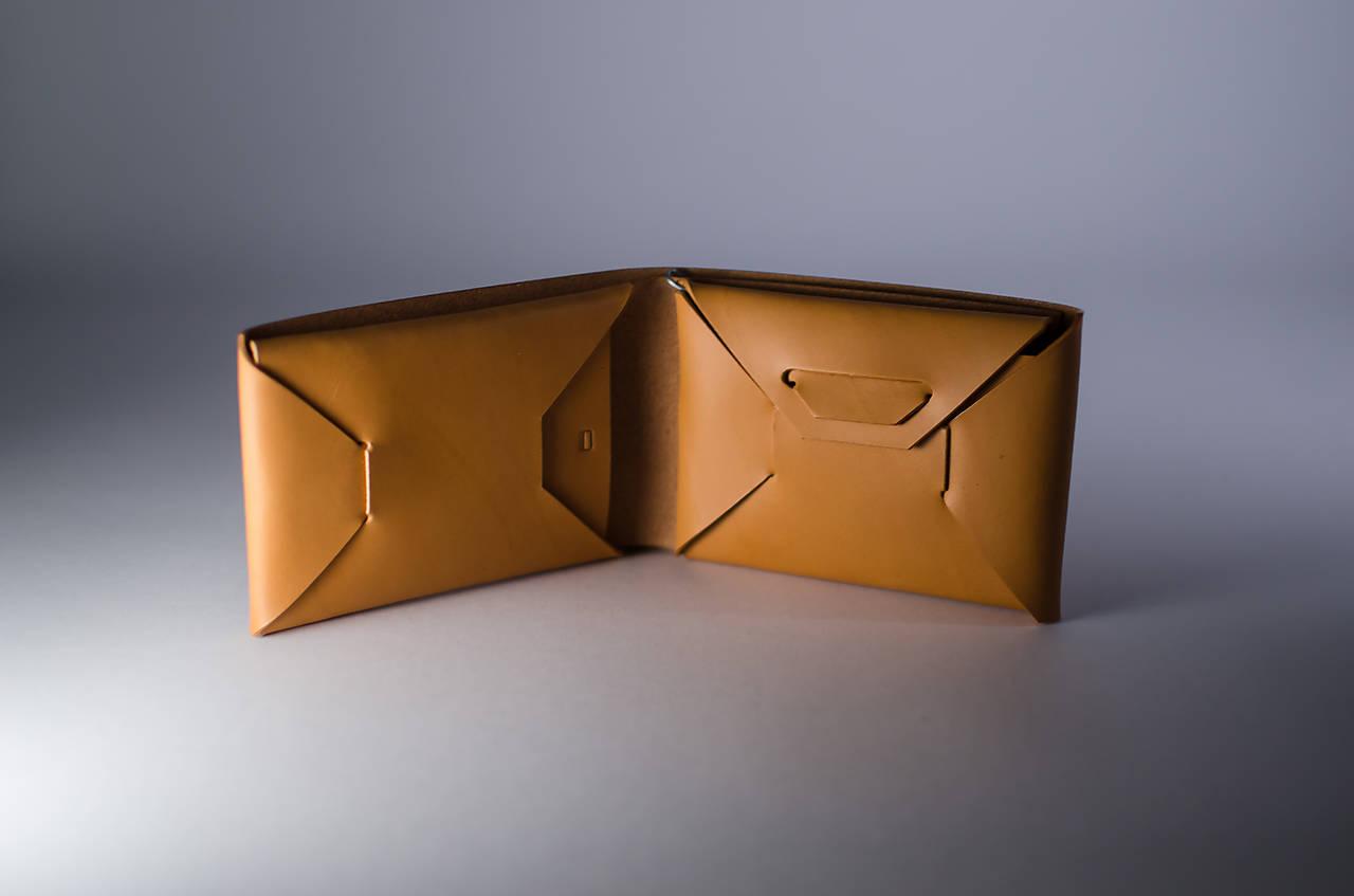 Peněženka XY Origami Natural