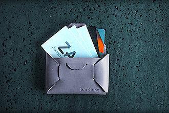 Peňaženky - Minipeněženka ID Stone - 9751813_