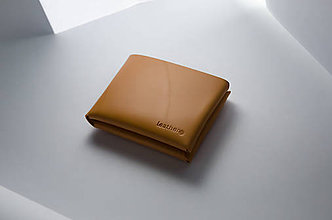 Peňaženky - Peněženka XY Origami Natural - 9751986_