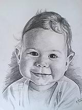Kresby - čo je malé, to je milé... :-) - 9751831_