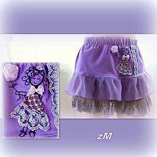a6f9c164b5 Detské oblečenie - Sukňa s dievčaťom. - 9753123