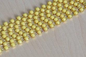 Komponenty - Borta žltá 3mm - 9752801_