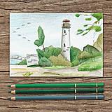 Kresby - Na pobreží - 9751293_