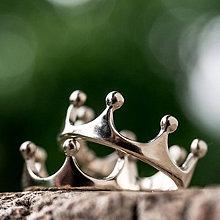 Prstene - Keď si kráľ berie kráľovnú ... - 9757021_