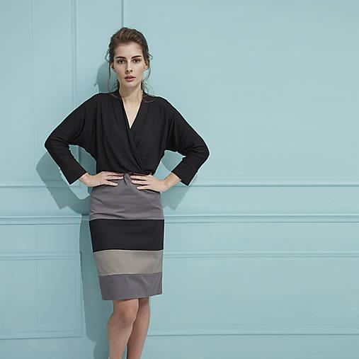 55047f87af3e Pruhovaná puzdrová sukňa (38)   zuzanavesela - SAShE.sk - Handmade Sukne