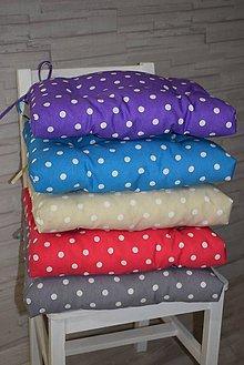 Úžitkový textil - PODSEDÁKY ..v 5 barvách - 9756583_