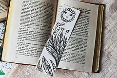 Papiernictvo - Záložka do knihy - Úsmevná - 9753695_