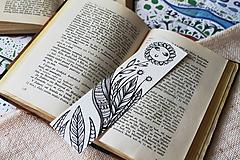 Papiernictvo - Záložka do knihy - Úsmevná - 9753696_