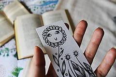 Papiernictvo - Záložka do knihy - Úsmevná - 9753697_
