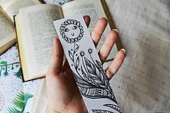 Záložka do knihy - Úsmevná