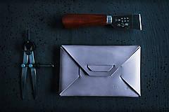 Peňaženky - Peněženka XX Origami Stone - 9754757_