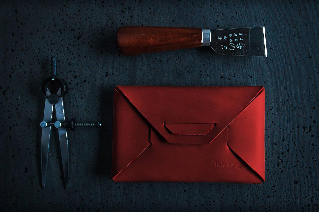 Peňaženky - Peněženka XX Origami Wine - 9754762_