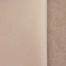 Suroviny - Exkluzívna koža - béžová - 9754285_