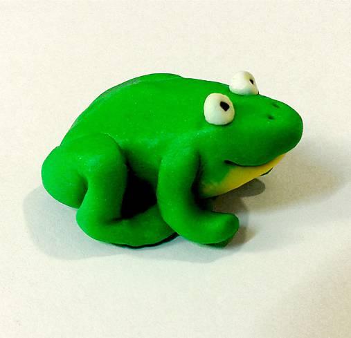 FIMO žabka