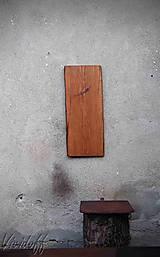 Hodiny - Hodiny nástenné dubové - 9759520_