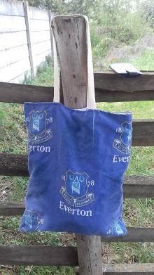 Nákupné tašky - Nákupná/plážová taška EVERTON - 9759336_