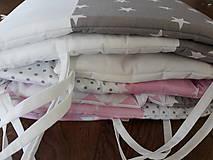 Textil - Hniezdo do postieľky ... Medveď - 9758206_