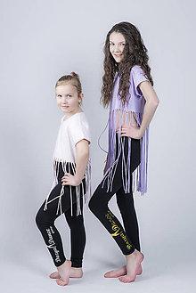 Tričká - Tričko s dlhými strapcami - 9757292_