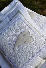 Úžitkový textil - Srdce k srdcu No. 8 - 9758079_