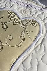 Úžitkový textil - Srdce k srdcu No. 8 - 9758080_