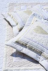 Úžitkový textil - Srdce k srdcu No. 8 - 9758084_