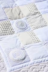 Úžitkový textil - V krajine zázrakov...béžovo- biele prevedenie...:))) - 9758137_
