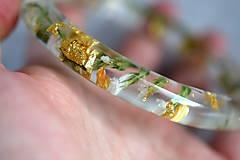 Náramky - Náramok Statica a zlato (2488 A) - 9761480_