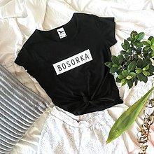 Tričká - Dámske tričko Bosorka (potlač) - 9759845_