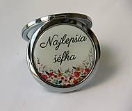 Zrkadielka - Zrkadielko pre šéfku - 9760036_