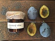 - Slivkový džem s makom - 9760168_